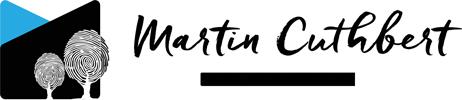 Martin cuthbert landscapes logo