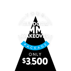 Outdoor Summer Makeover Badge